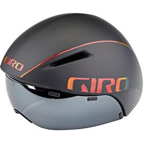 Giro Aerohead MIPS Kask rowerowy, matte grey firechrome